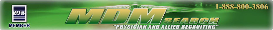 physician recruiting